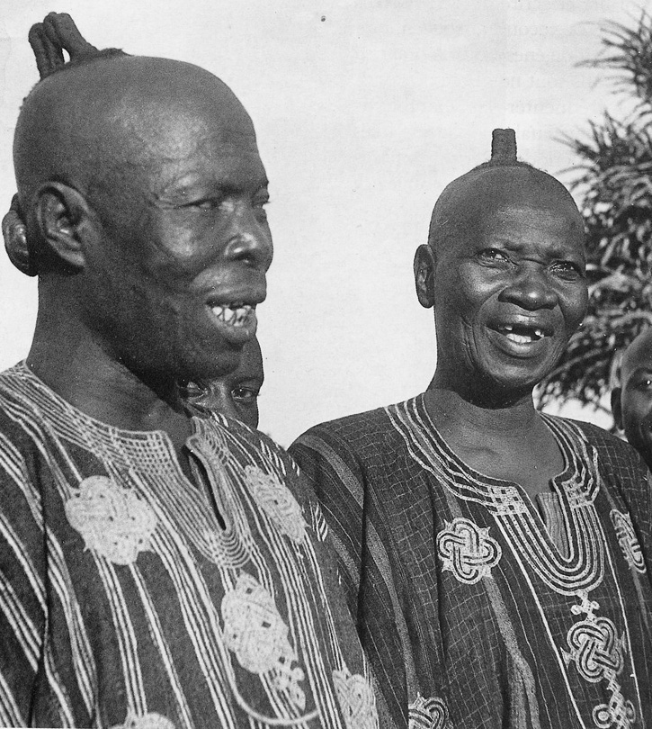Yoruba Royal Messengers Oyo Pierre Verger