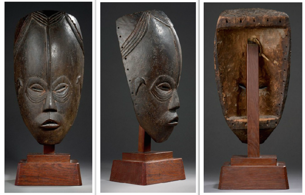 Bete Mask Master of Gonate Ivory Coast