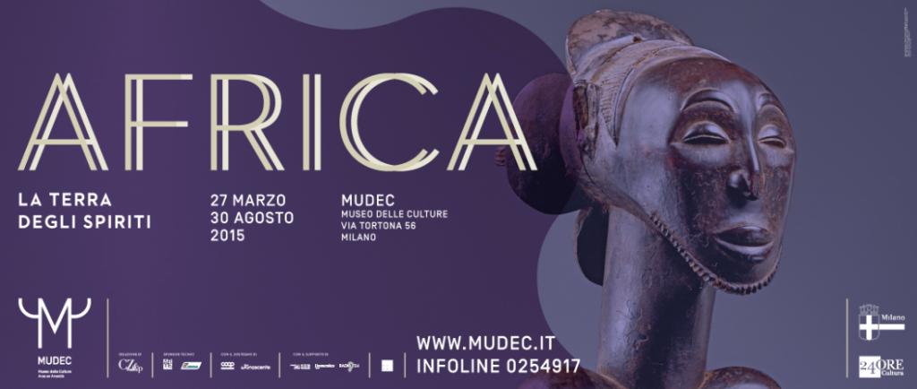 Africa La Terra degli Spiriti Bassani MUDEC