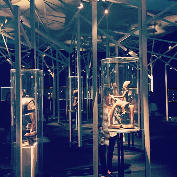 MUDEC Installation view Milan Italy African art