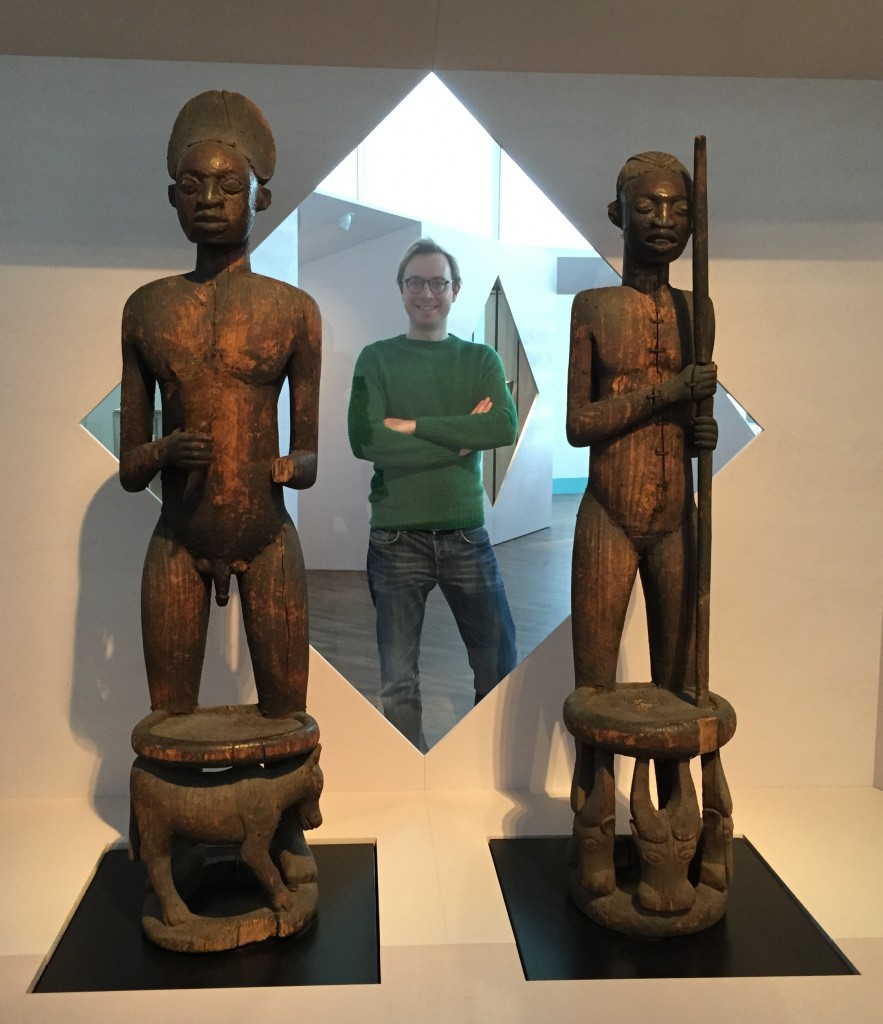 Bruno Claessens Bangwa stools thrones Berlin