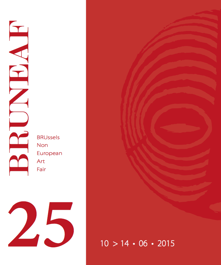 Bruneaf 25 Brussels African Art Fair sablon zavel