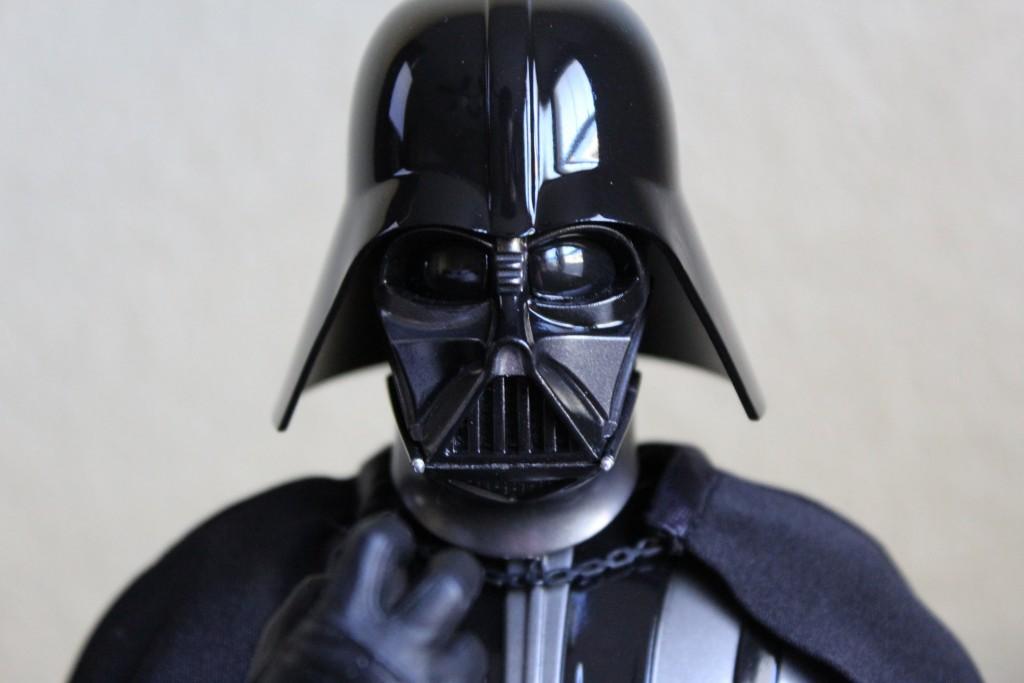Darth Vader Mumuye head