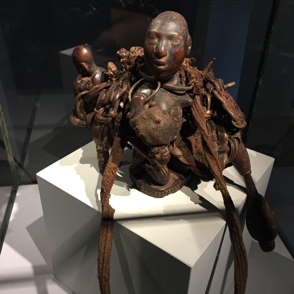 Kongo figure Philippe Ratton Parcours des Mondes