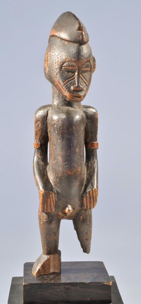 Senufo figure Ivory Coast Rubinstein 1966