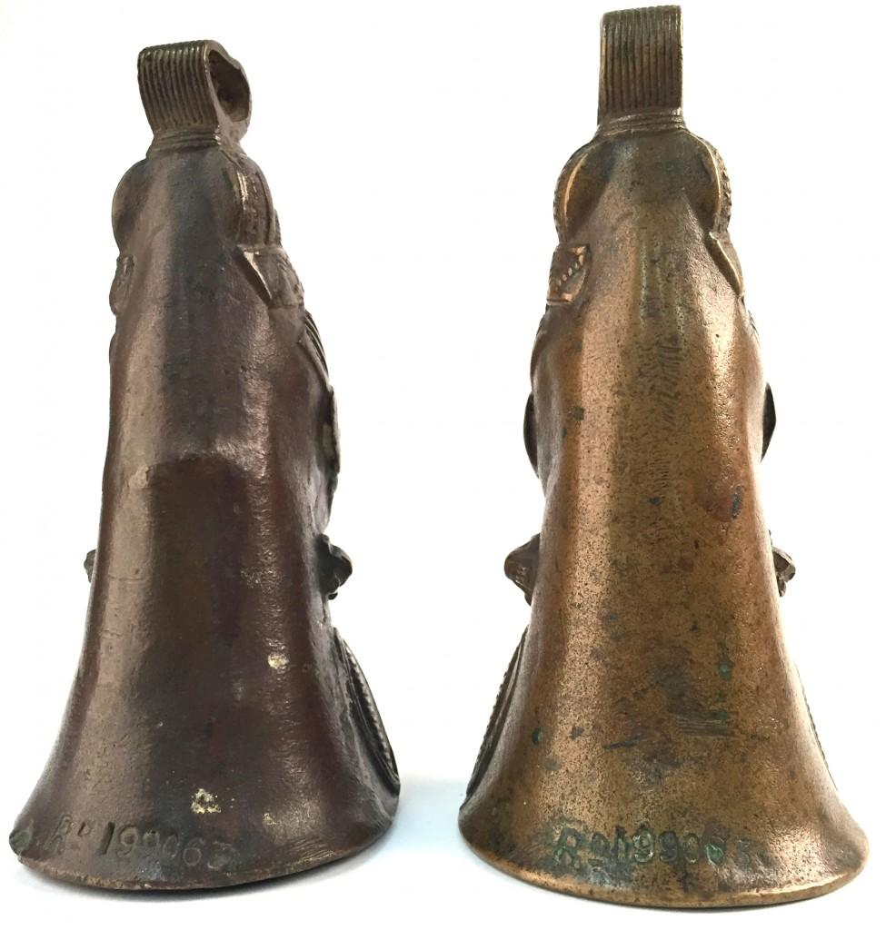 Birmingham Bells UK Nigeria copper bronze