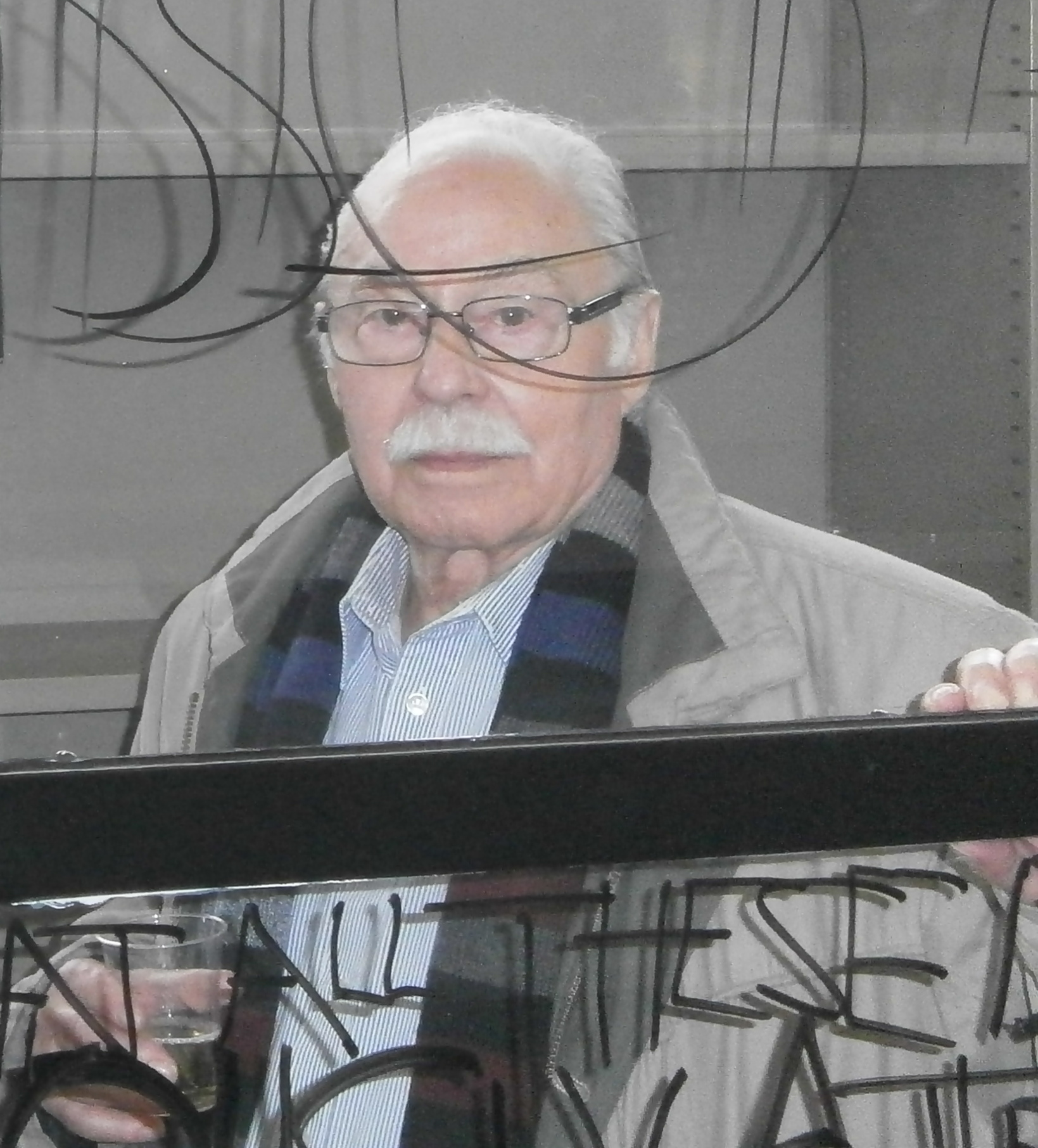 Herman Burssens in 2013