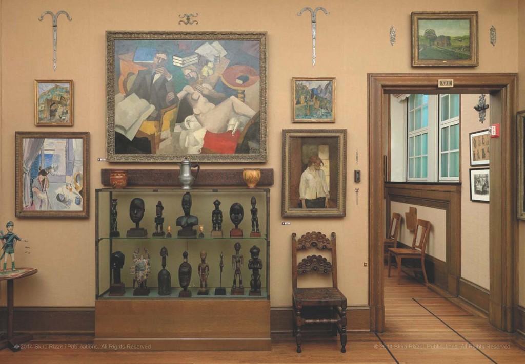 African Art in the Barnes Foundation philadelphia