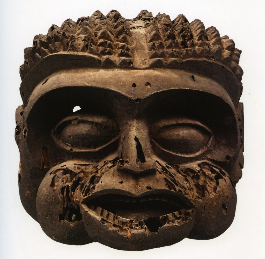 Bangwa mask. Height: 35 cm. Image courtesy of Christie's.