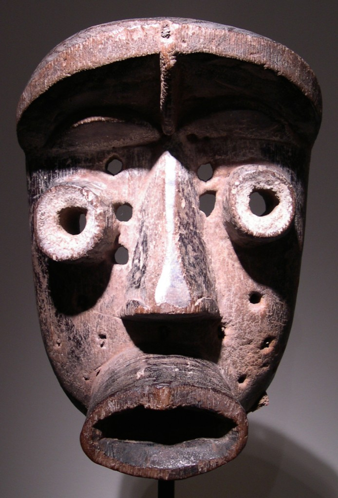 Dan Mask Renaud Vanuxem Ivory Coast