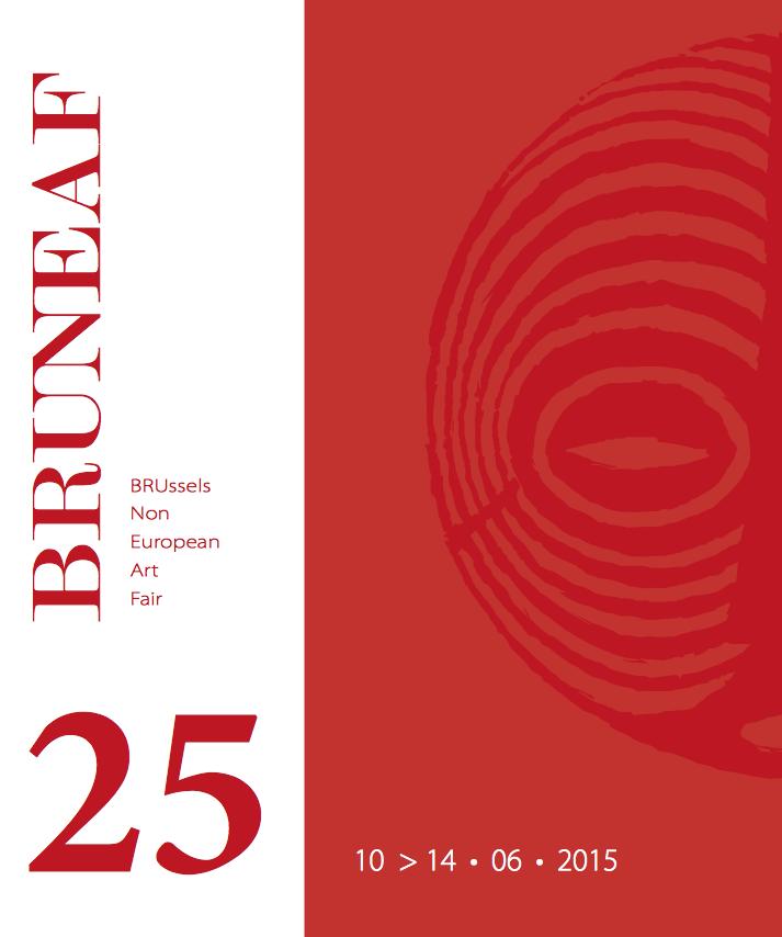 Bruneaf 25 Brussels African Art Fair sablon zavel