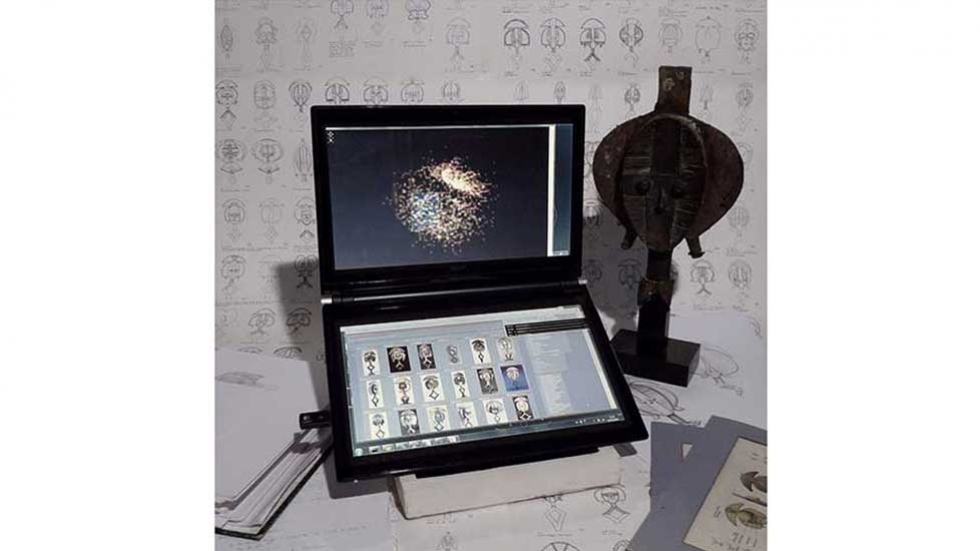 Kota digital excvations Frederic Cloth Pulitzer