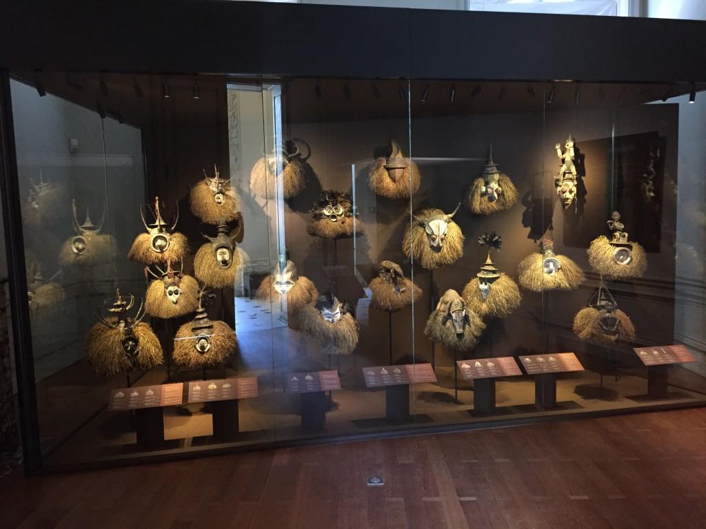 Giant Masks from the Congo Yaka Suku masks Bruno Claessens Brussels