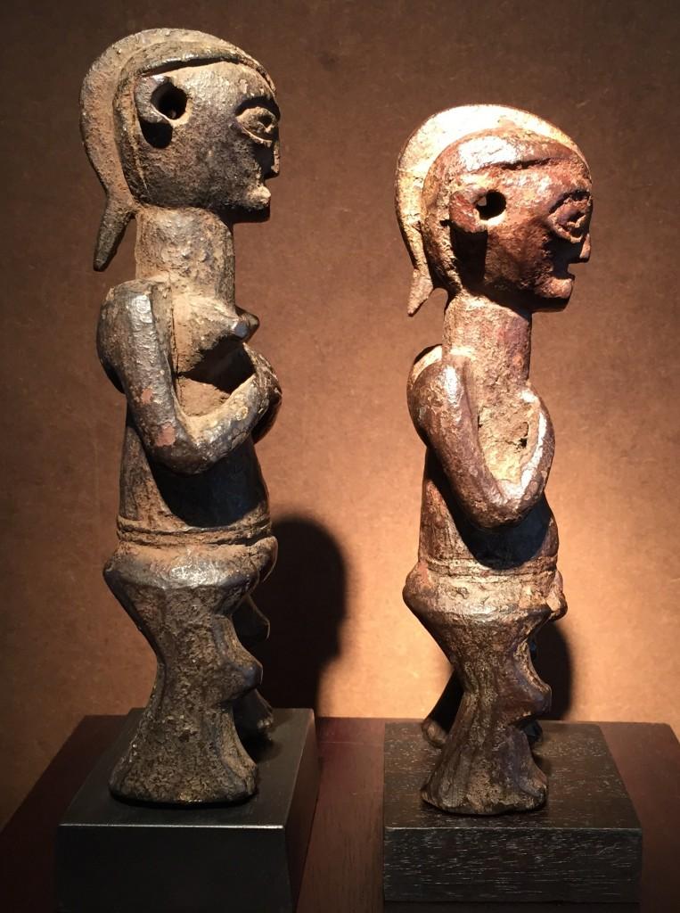 Mbala Suku couple Congo Flak