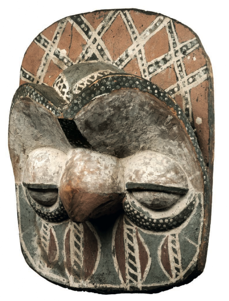 Nkanu panel. Height: 41 cm. Image courtesy of Christie's.