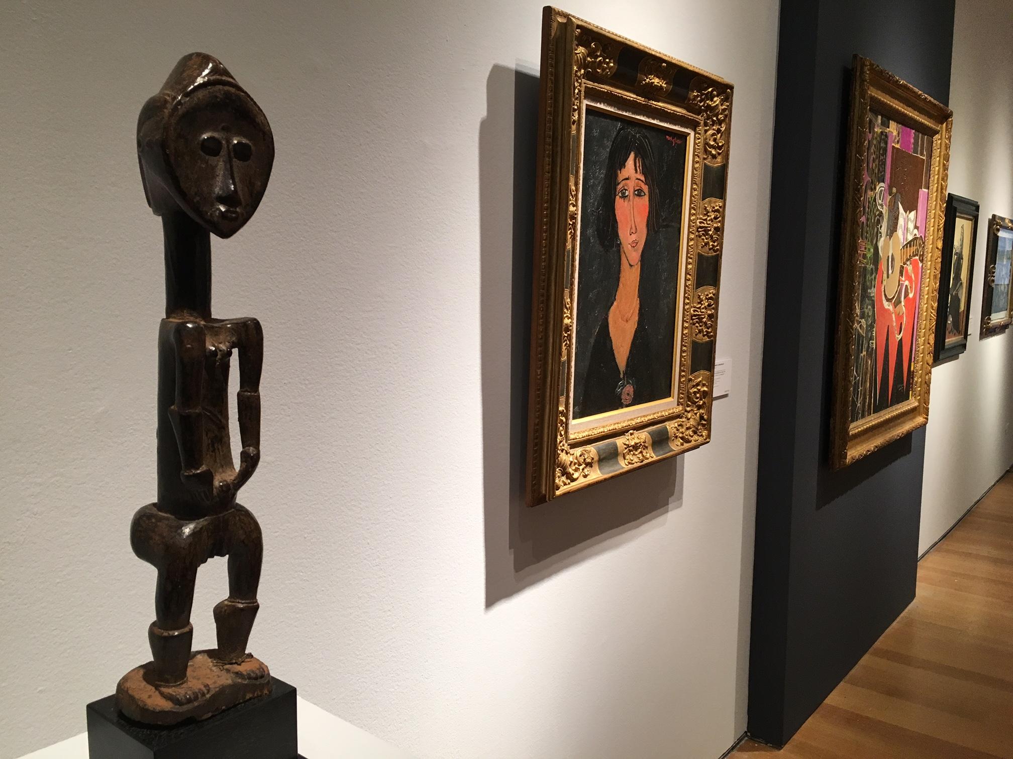 Evolution of Form Modigliani