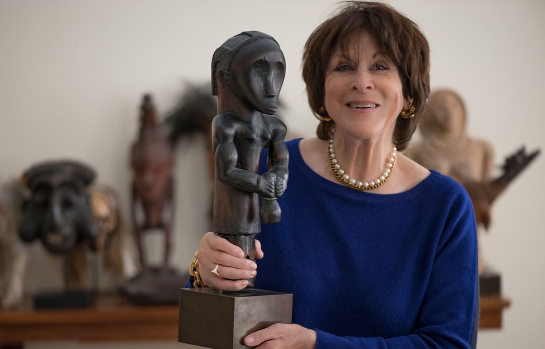 Maureen Zarember. Image courtesy of Tambaran Gallery.