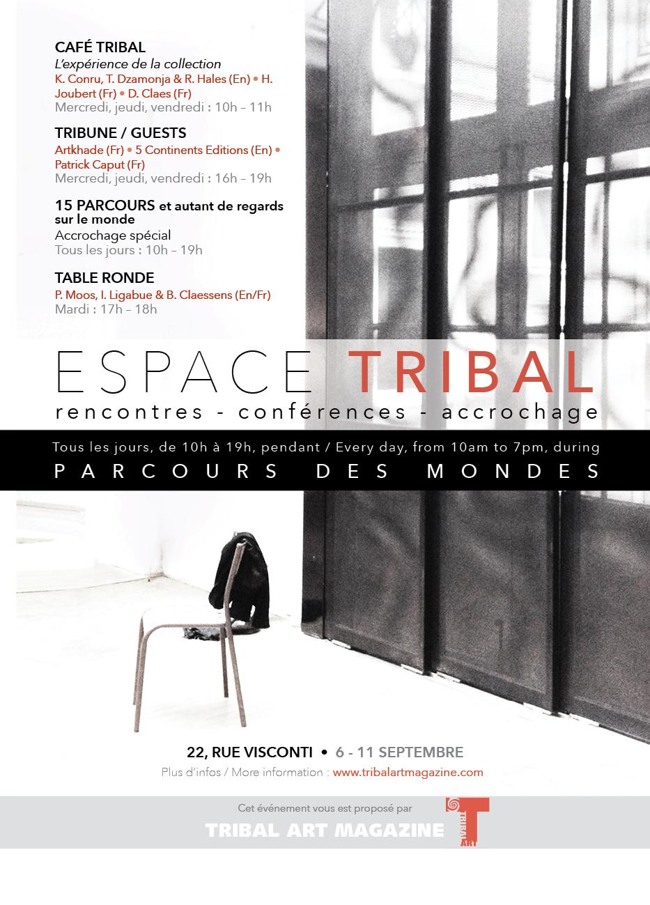 Parcours des Mondes 2016 & Espace Tribal