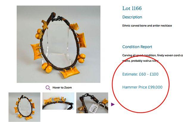 auction-surprise-sleeper-bruno-claessens-cook-islands-necklace-whalebone